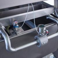 grape press Europress EP connection for juice pumps