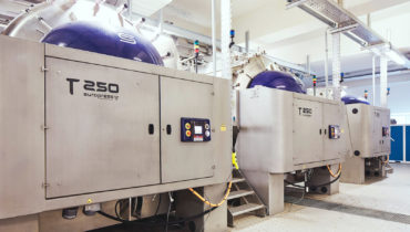 Europress closed system T250