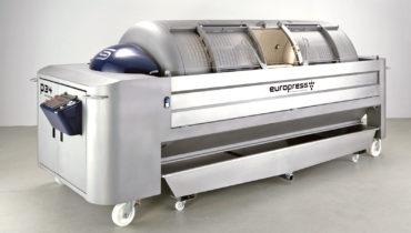 Europress open press system model P34