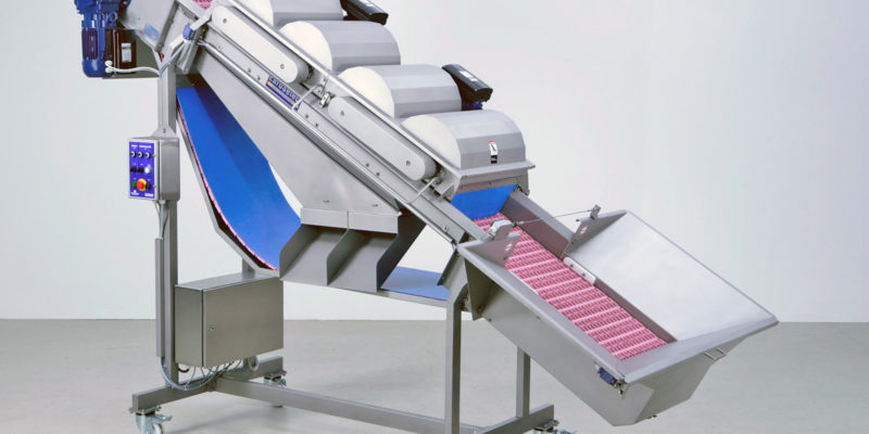 destemmer Euroselect for gentle sorting grapes