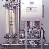 Romfil Crossflow Filter RCF2