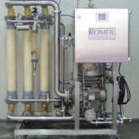Romfil Crossflow Filter RCF3