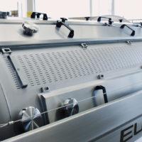 grape press Europress EP3 dual press system