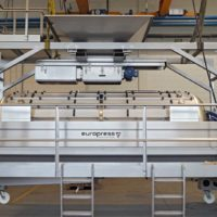 Europress with hopper S60
