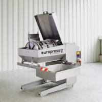 Europress grape press model Tx1