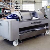 Europress grape press model Tx9