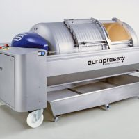 Europress P9, open press system