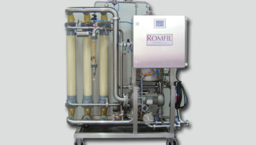 Romfil crossflow filter